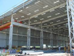 工业厂房屋面防潮薄膜
